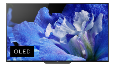 Телевизор SONY OLED KD-65AF8, Android, Black