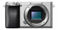 Фотоаппарат Sony Alpha ILCE-6100L Kit, цвет серебристый