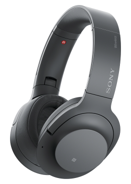 Наушники SONY h.ear on 2 WH-H900N графит
