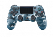 DUALSHOCK 4 v2 для Playstation 4 синий камуфляж