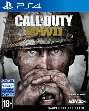 Игра Call of Duty: WWII [PS4, русская версия]