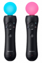 Контроллер Playstation Move Motion 4.0 комплект 2шт