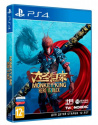 Игра Monkey King: Hero is Back [PS4]