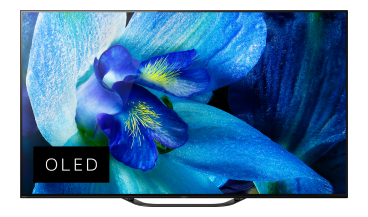 Телевизор SONY OLED KD-55AG8, Android, Black