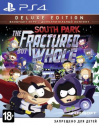 Игра South Park: The Fracture but Whole. Gold Edition [PS4, русские субтитры]