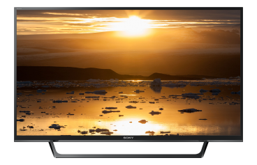 Телевизор SONY KDL-32WE613, Black