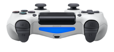 DUALSHOCK 4 v2 для Playstation 4 белый