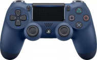 DUALSHOCK 4 v2 для Playstation 4 темно-синий