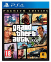 Игра Grand Theft Auto V. Premium Edition [PS4, русские субтитры]
