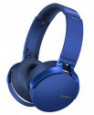 Наушники Sony MDRXB950B1 Bluetoth. Цвет: синий