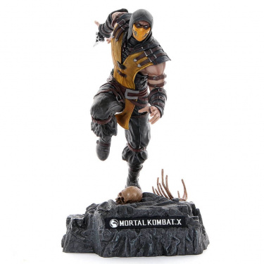 Фигурка Scorpion Mortal Kombat X 28см