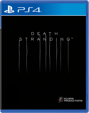 Игра Death Stranding. Collector's edition [PS4]