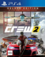 Игра The Crew 2. Deluxe Edition [PS4]