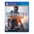 Игра Battlefield 4. Premium Edition [PS4, русская версия]