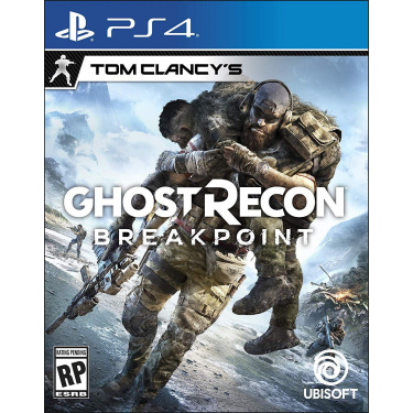 Игра Tom Clancy's Ghost Recon: Breakpoint. [PS4, русская версия]