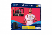 Игровая приставка Sony PlayStation 4 Pro + FIFA 2020 + PS Plus