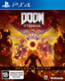 Игра Doom Eternal. Deluxe edition [PS4, русская версия]