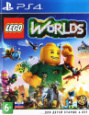 Игра LEGO Worlds [PS4, русская версия]